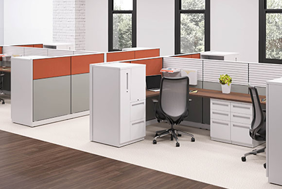 modular fearlite workstations furniture stor standing office