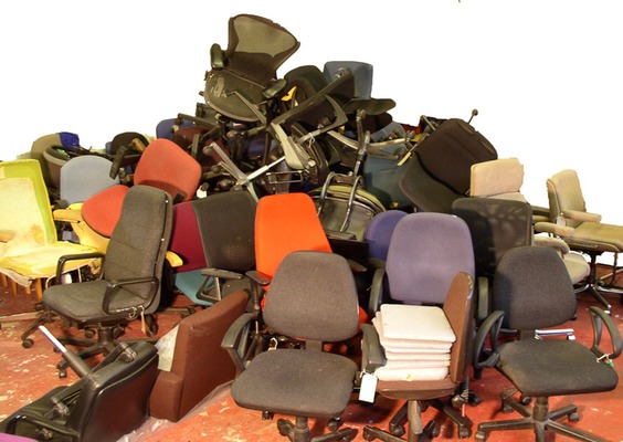 Get Help For Broken Office Chairs In Tampa Bay