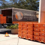 hire the best office movers and furniture installers in tampa for your next office space relocation