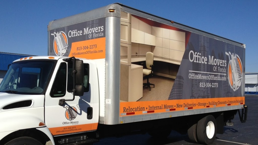 Office Moving Company Tampa : Commercial Movers : Furniture Installers Tampa