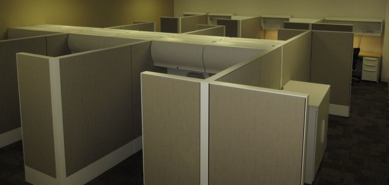 we put together cubes, wall partitions and workstations for tampa bay businesses