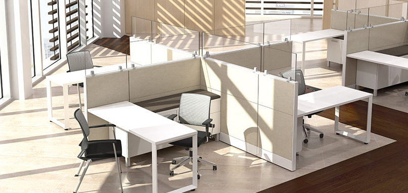 open office space tampa office furniture installers