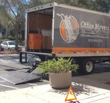 commercial movers in largo, florida