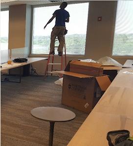 Sarasota Commercial Furniture Installation Company